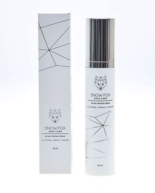 Snow Fox vegan skin care