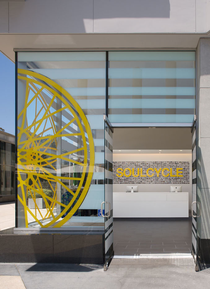 Soul Cycle West Hollywood studio