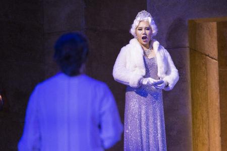 Sydney Conservatorium Music Con Opera Mozert Magic Flute Zauberflote Queen of the Night Pamina
