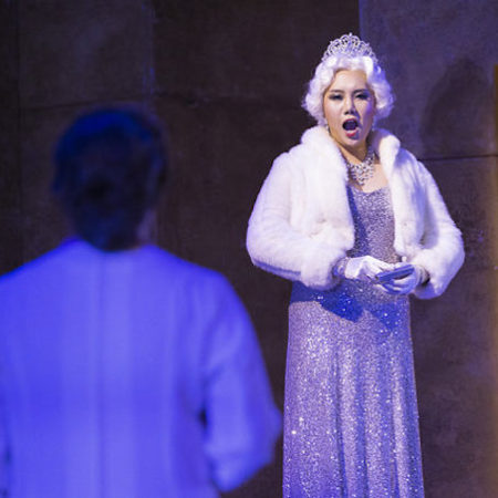 Sydney Conservatorium Music Con Opera Mozert Magic Flute Zauberflote Queen of the Night Pamina