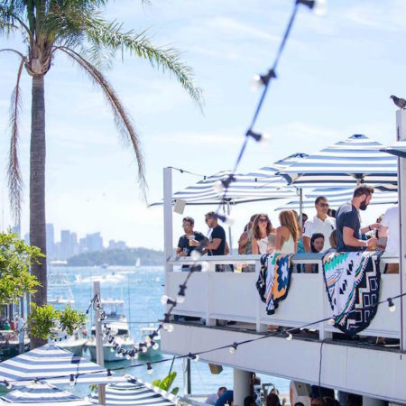 Watsons Bay Boutique Hotel Sydney view 2