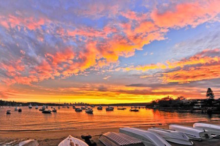 Watsons Bay Boutique Hotel Sydney view
