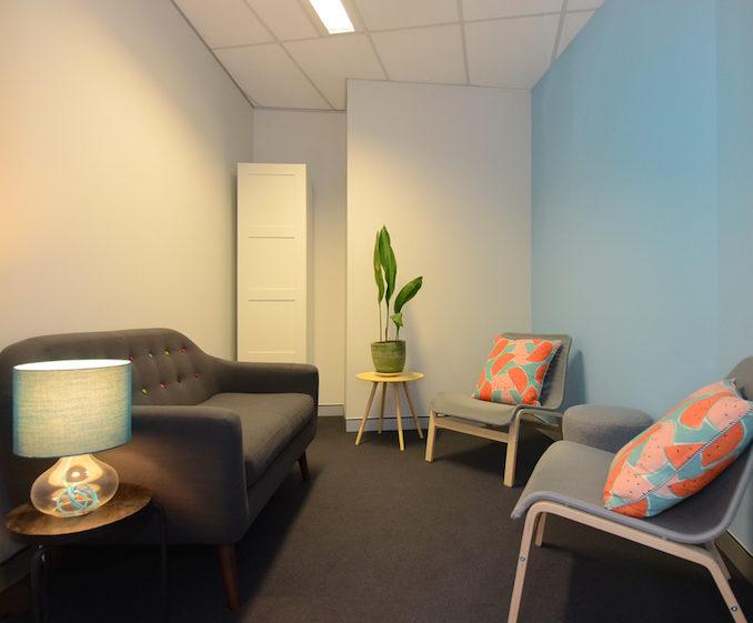 ActIV Infusion Sydney consultation room