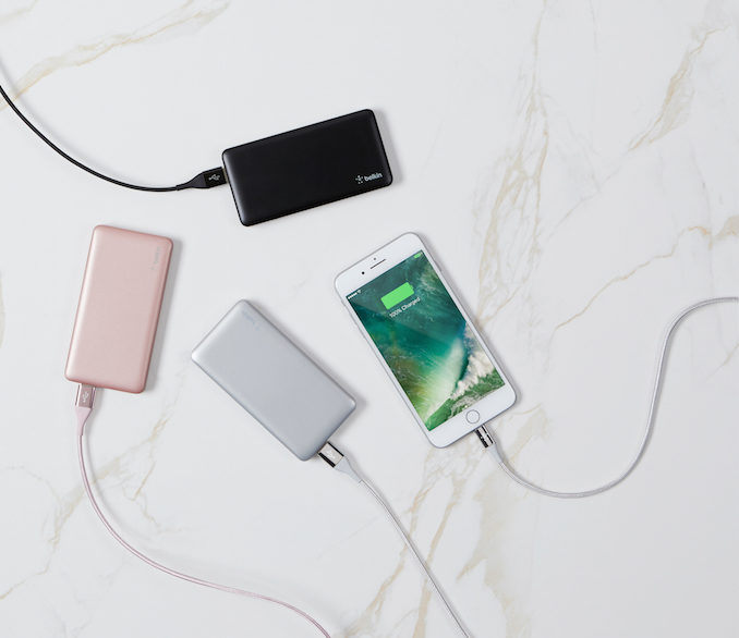 Belkin Pocket Power charger