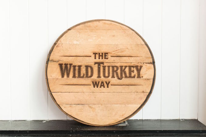 Campari Wild Turkey Bourbon Masterclass drink alcohol barrel brand