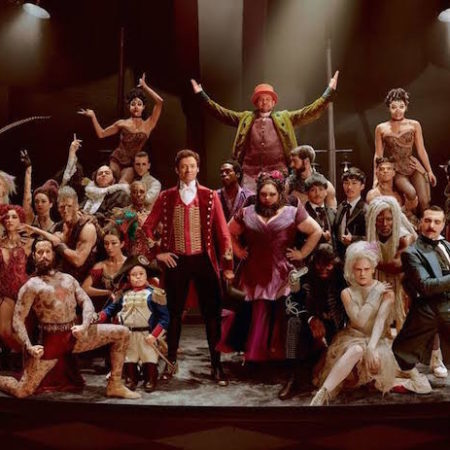 Greatest Showman movie FOX Cast