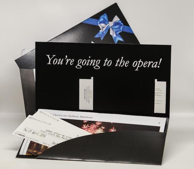 Opera Australia gift card