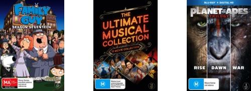 Twentieth Century Fox Home Entertainment Box Sets DVDs