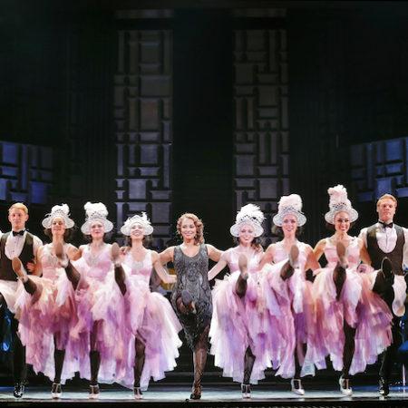 Merry Widow Opera cancan