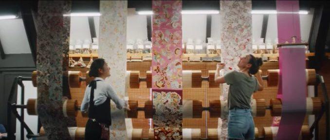 Okinawa Nuchugusui textiles