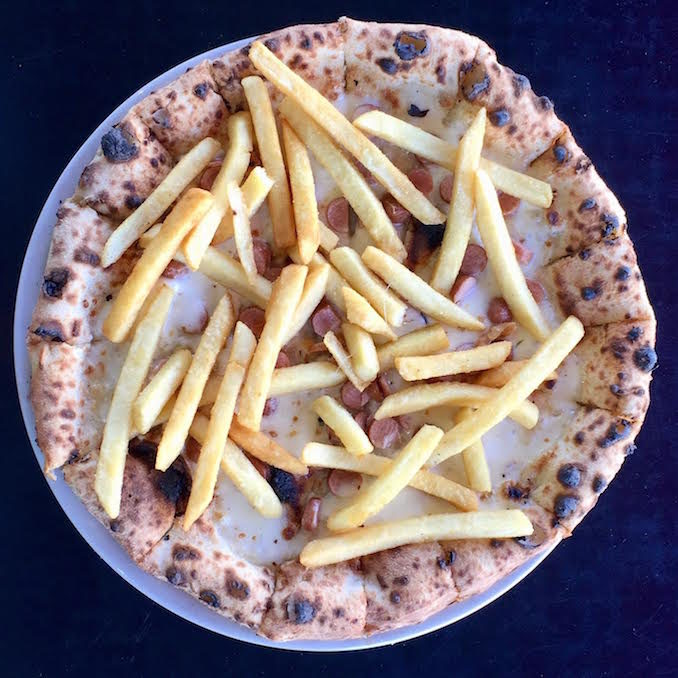 Pizza Viennese 400 Gradi melbourne