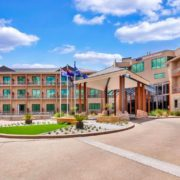 RACV Goldfields Resort outside