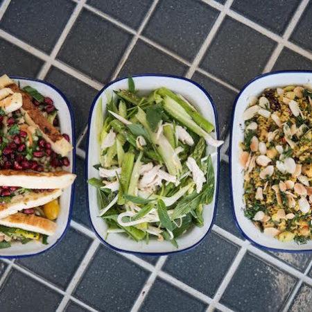 Roxy Jacenko Sweaty Betty salad salads