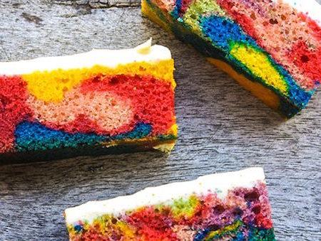 Bourke STreet Bakery cake