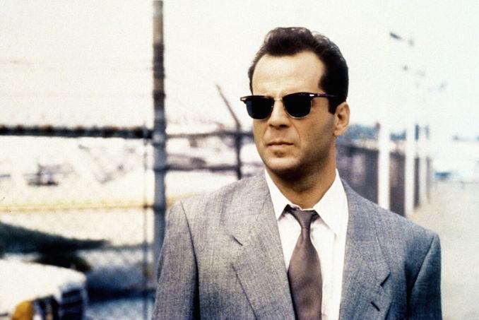 Clubmaster Bruce Willis Moonlighting