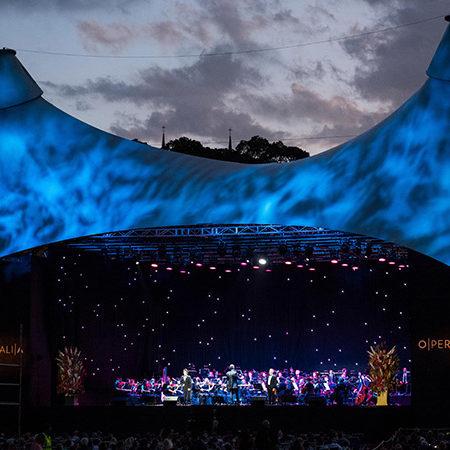 Mazda-Opera-Australia-Domain-tent