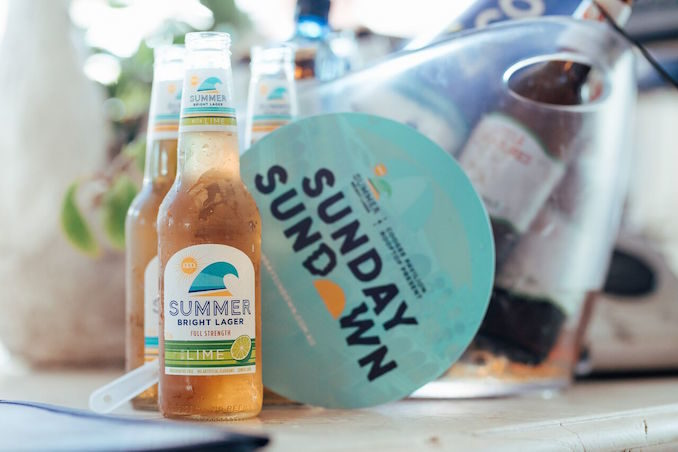 Sunday Sundown Coogee Pavillion Client Liaison logo