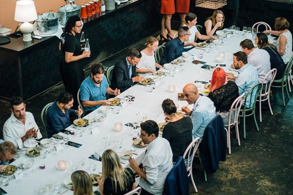 Virgin-Australia-Luke-Mangan-Mojo-dinner-2