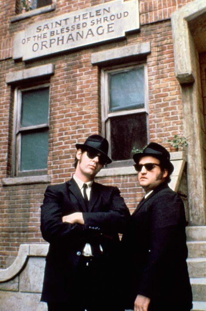 Wayfarer Blues Brothers
