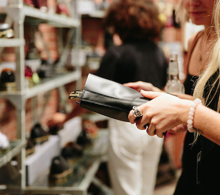 Dr Martens shop Westfield Sydney shopping