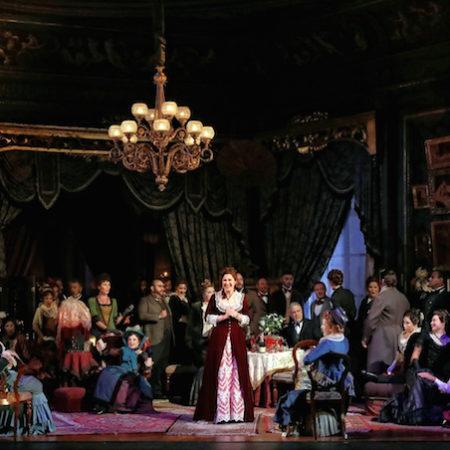 La Traviata 2018 Opera Australia brindisi