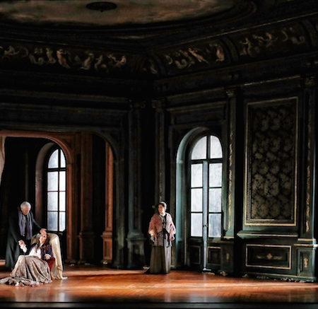 La Traviata 2018 Opera Australia room