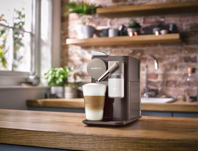 Nespresso Lattissima One mocha