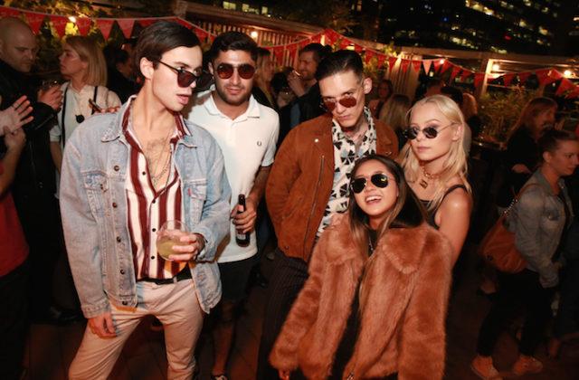 Ray Ban remix sunglasses posers