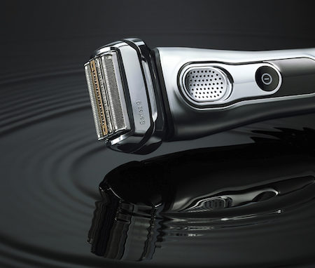 Braun Series 9 shaver black