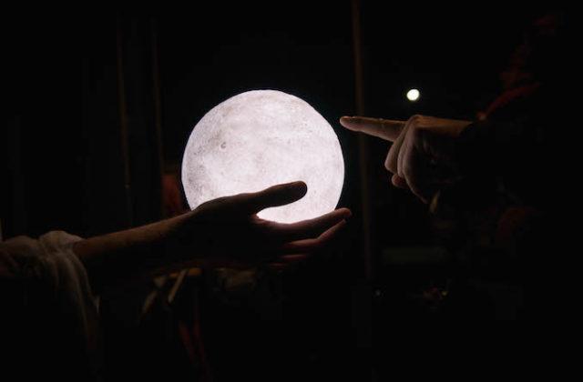Enlighten Calyx light ball