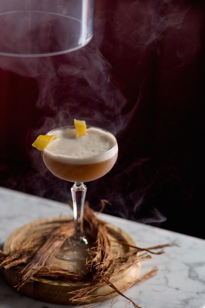 Gin Lane cocktail 2