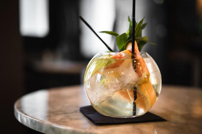 Gin Lane cocktail 3