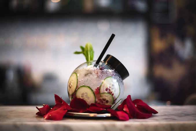 Gin Lane cocktail 4