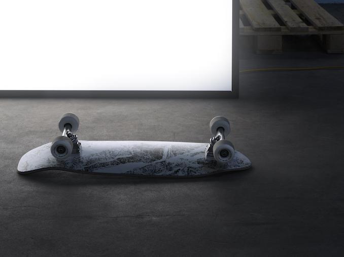 IKEA SPANST skateboard