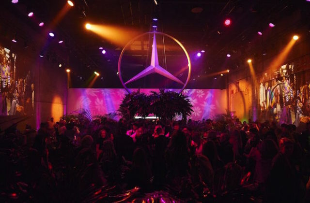 MBFWA Mercedes Benz Fashion Week Edition Party Logo 2