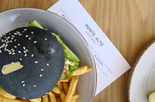 Monte Alto burger