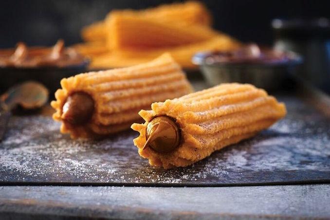 San Churro vegan caramel