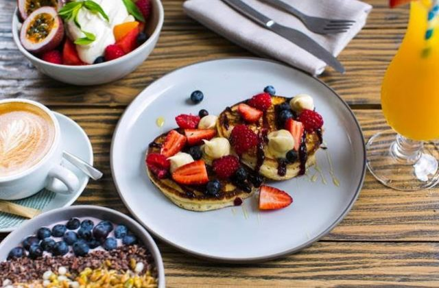 Upper East pancake