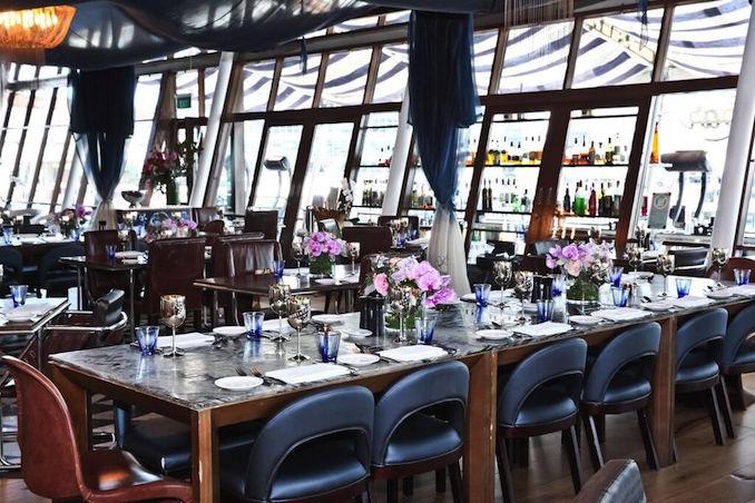 Cafe Del Mar Sydney restaurant