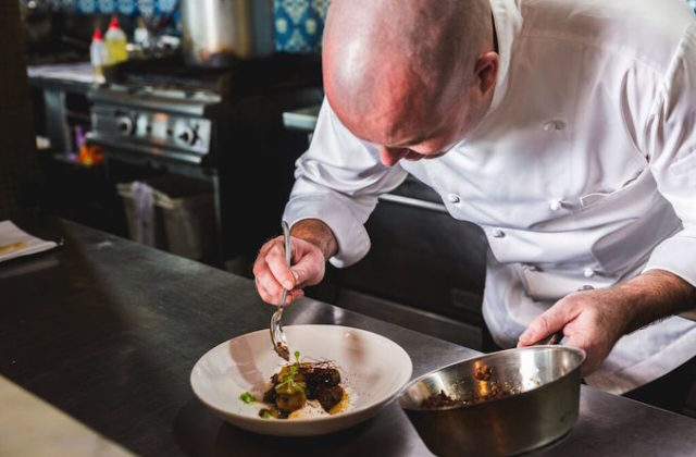 Group Executive Chef Damien Brassel Cafe Del Mar Sydney