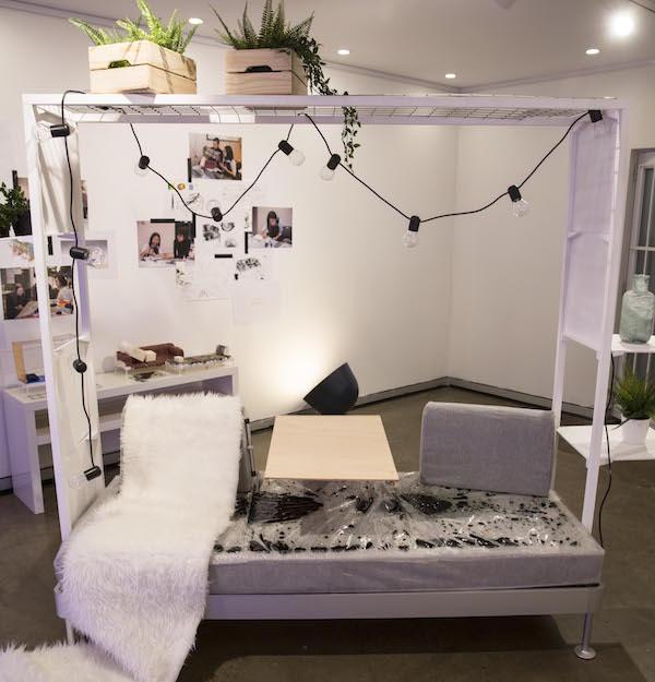 Ikea Tom Dixon UTS Delaktig couch