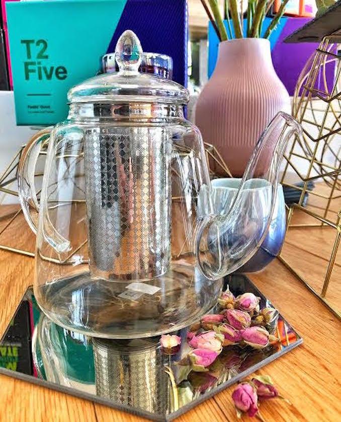 T2 tea pot