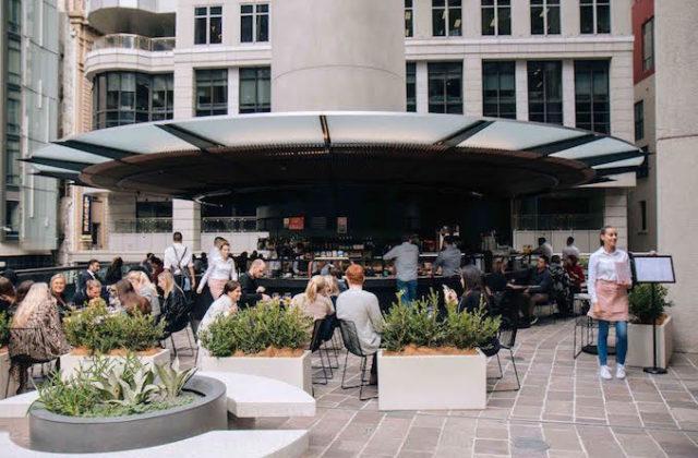 Bellucci Sydney terrace
