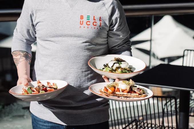 Bellucci chef