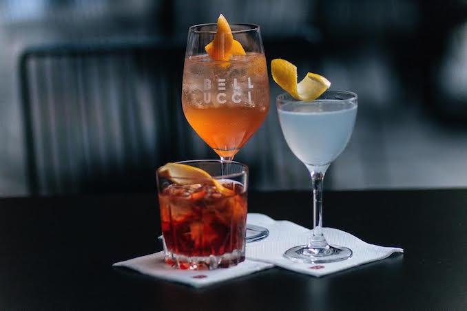Bellucci cocktails