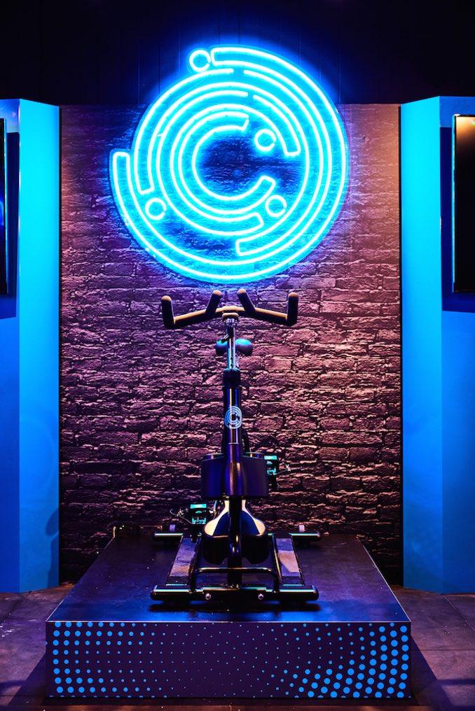 Infinite Cycle spin bike
