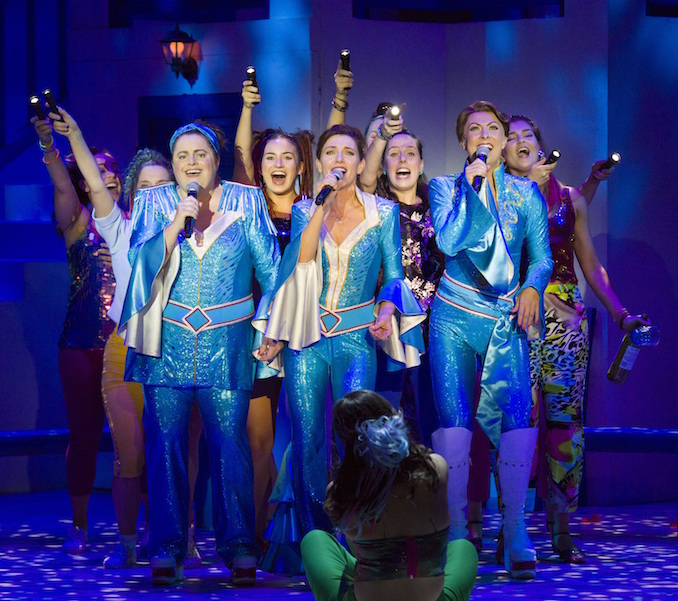 Mamma Mia Theatre stage 3