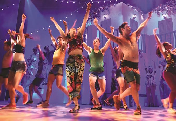 Mamma Mia Theatre stage 4