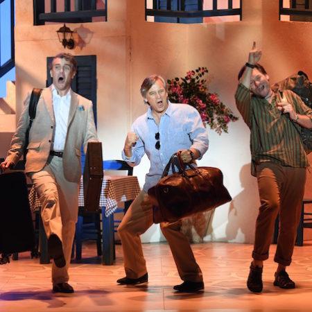 Mamma Mia Theatre stage 6