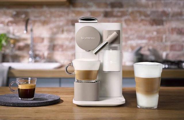 Nespresso Latissima One white